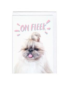 On Fleek 4x6|Jolly Awesome