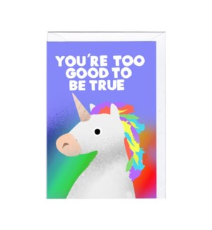 Too Good To Be Unicorn|Jolly Awesome