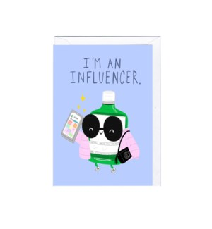 Influencer 4x6|Jolly Awesome