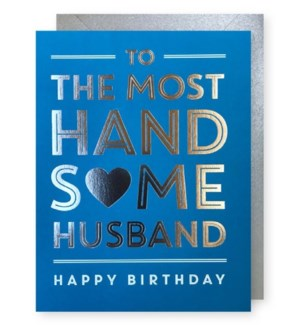 Handsome Husband 4.5x6.25|J Falkner
