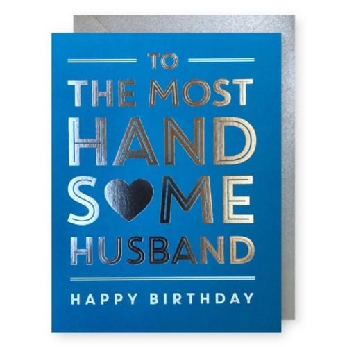 Handsome Husband 4.5x6.25|J Falkner