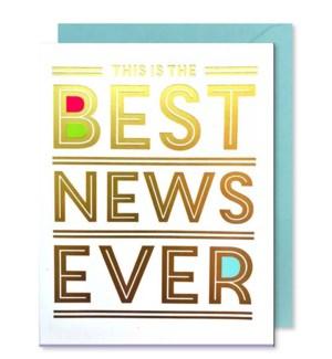Best News Ever|J Falkner
