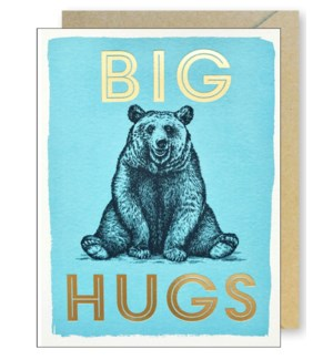 Big Hugs Bear|J Falkner