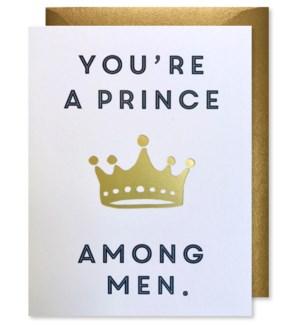 Prince Among Men|J Falkner