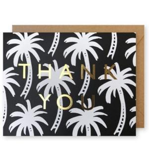 Palm Trees 4.25x5.5|J Falkner