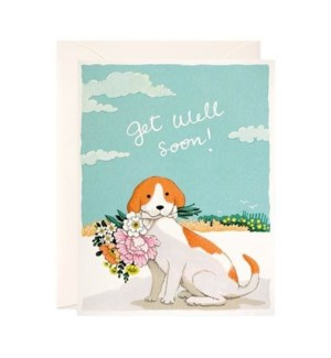 Get Well Soon 4.5x5.5|JooJoo