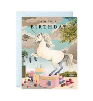 Unicorn Birthday|JooJoo
