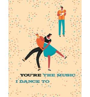 The Music|J & M Martinez