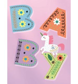 Alphabet Baby|J & M Martinez