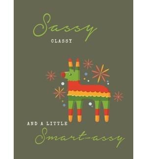 Sassy|J & M Martinez