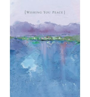 Wishing you Peace|J & M Martinez