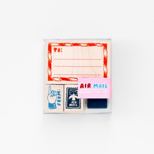 Air Mail To/From Small Stamp Kit