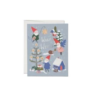 Holiday Gnomes boxed