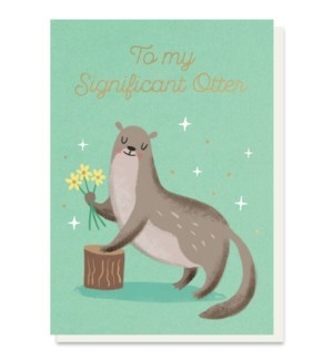 Significant Otter|Stormy Knight