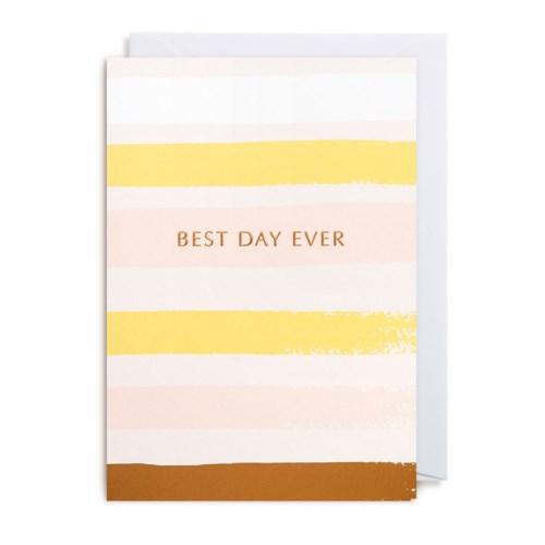 Best Day Ever 4.25X6|Lagom Design