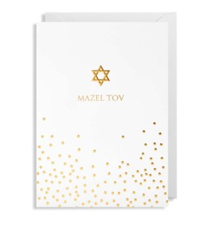 Mazel Tov 4.25x6|Lagom Design