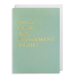 Retirement Wishes 4.25x6|Lagom Design