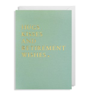 Retirement Wishes 4.25x6|Lagom Design