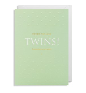 Twins 4.25x6|Lagom Design