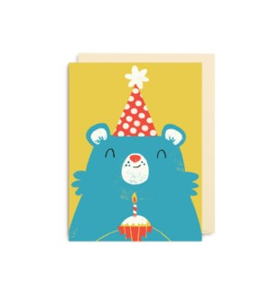 Birthday Bear Mini|Lagom Design