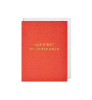 Happiest of Birthdays Mini|Lagom Design