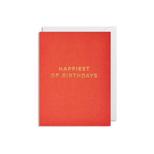 Happiest of Birthdays Mini|Lagom Design