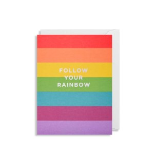 Follow Your Rainbow Mini|Lagom Design