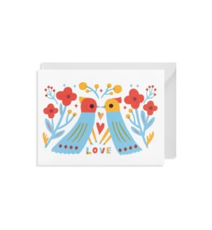 Love Birds Mini|Lagom