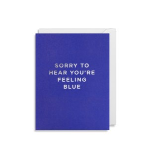 MINI CARD-Feeling Blue|Lagom Design