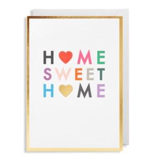 Home Sweet Home 4.25x6  Lagom Design
