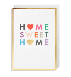 Home Sweet Home 4.25x6 |Lagom Design