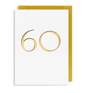 Gold 60 |Lagom Design