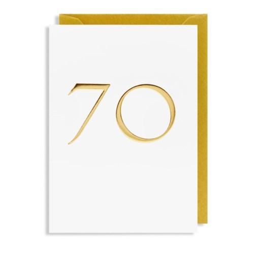 Gold 70 4.25x6 |Lagom Design