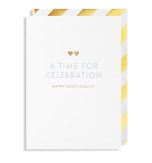 A Time for Celebration 4.25x6 |Lagom Design