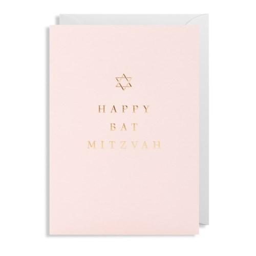 Happy Bat Mitzvah|Lagom Design