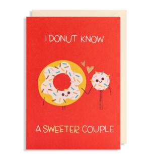 I Donut Know 5x7|Lagom