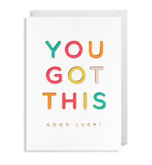 You Got This|Lagom