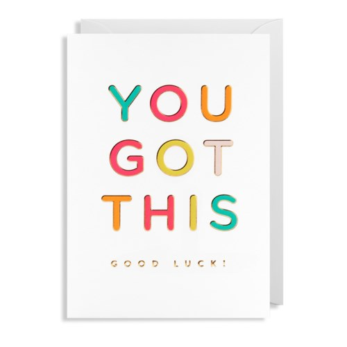 You Got This 5x7|Lagom