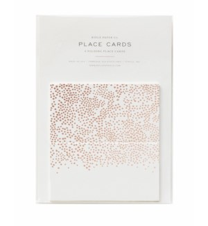 Pack of 8 Champagne Place Cards