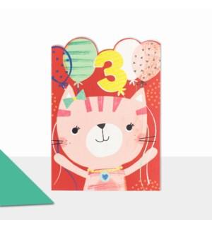 3 Cat|Laura Darrington