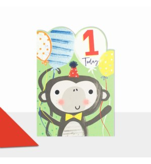 1 Monkey|Laura Darrington