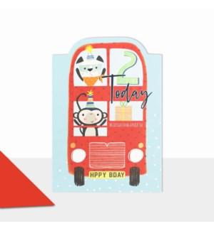 2 Bus|Laura Darrington