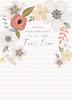 One True Love 5x7|Laura Darrington