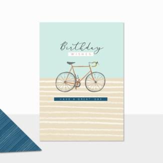 Halcyon Bicycle  Laura Darrington