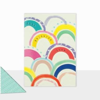 Rainbows 5x7|Laura Darrington