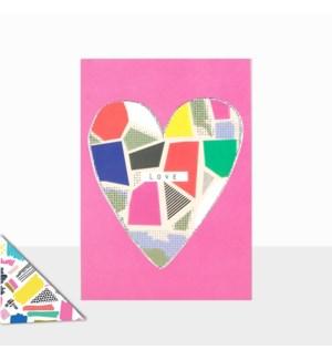Love Heart|Laura Darrington