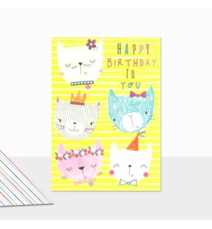 Scribbles Cat|Laura Darrington