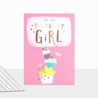Scribbles Cupcake  Laura Darrington