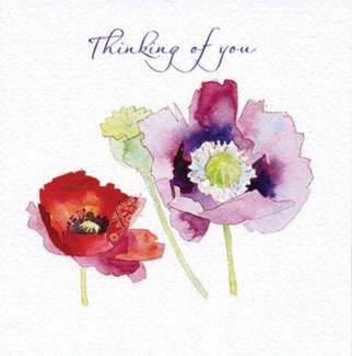 Poppies Sympathy 4x4|Ling Design