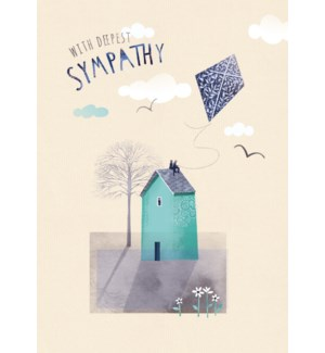 With Deepest Sympathy|Ling Design